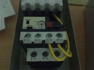 kontaktor dan thermal overload