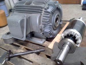 rotor motor
