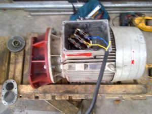 teminal box motor