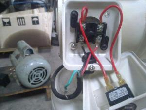 terminal box motor 1 fasa