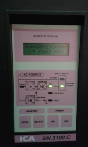 rangkaian listrik ups