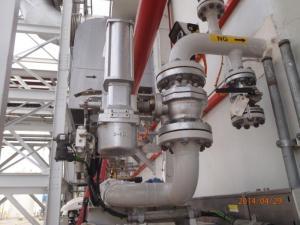 emergency shut down valve