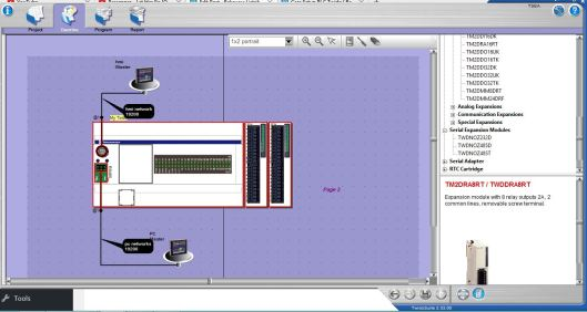 konfigurasi plc twido