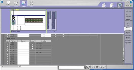 monitor hardware config twido