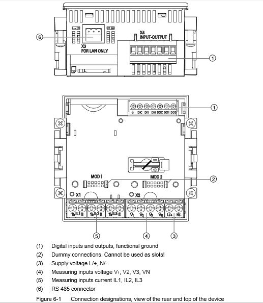 komunikasi sentron pac3100 ke komputer menggunakan serial