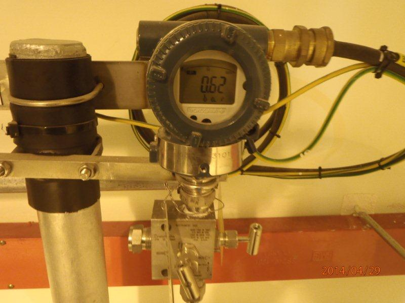 foto pressure transmitter