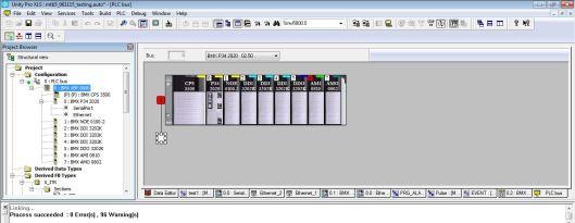 konfigurasi plc modicon