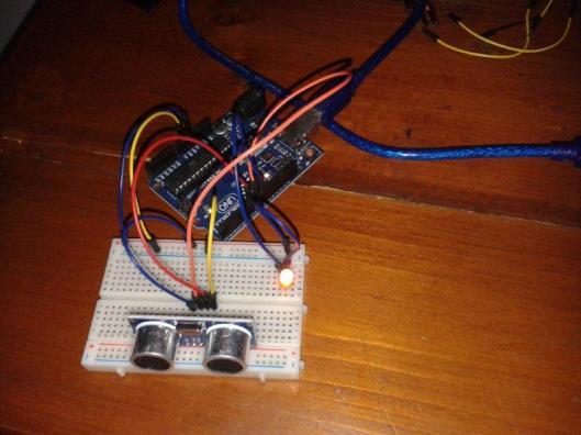 arduino sensor ultrasonik